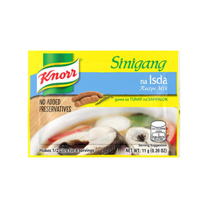 KNORR SINIGANG ORIGINAL ISDA - ANA Investment Pvt Ltd