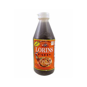 LORINS FISH SAUCE (PATIS) IN PLASTIC BOTTLE 350ML - ANA Grocer by ANA Investment Pvt Ltd