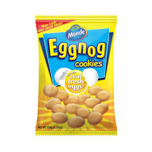 MONDE EGGNOG COOKIES 20'S 130GM - ANA Investment Pvt Ltd
