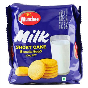 MUNCHEE MILK SHORT CAKE 200G - ANA Grocer by ANA Investment Pvt Ltd