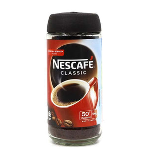NESCAFE CLASSIC 100GM - ANA Grocer by ANA Investment Pvt Ltd