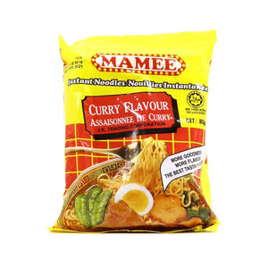 MAMEE NOODLES CURRY 80GM - ANA Grocer by ANA Investment Pvt Ltd