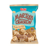 OISHI MARTY'S CRACKLIN VEGETARIAN CHICHARON PLAIN SALTED 90GM - ANA Investment Pvt Ltd