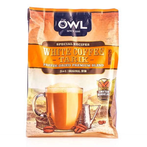 OWL 3IN1 WHITE COFFEE ORIGINAL 36GM - ANA Grocer by ANA Investment Pvt Ltd