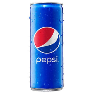 PEPSI CARBONATED SOFT DRINK CAN 250ML - ANA Grocer by ANA Investment Pvt Ltd