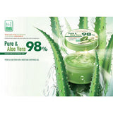 HALAL PLANTCO PURE & ALOE VERA 98% MOISTURE SOOTHING GEL 300GM - ANA Investment Pvt Ltd
