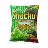 REGENT SNACKU RICE CRACKER (VEGETABLE FLAVOR) 60GM - ANA Investment Pvt Ltd