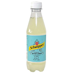 SCHWEPPES BITTER LEMON 300ML PET - ANA Grocer by ANA Investment Pvt Ltd