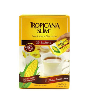TROPICANA SLIM SWEETNER CLASSIC 25 SACHETES - ANA Grocer by ANA Investment Pvt Ltd