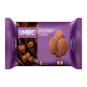 UNIBIC CHOCO RIPPLE COOKIE 120G - ANA Grocer by ANA Investment Pvt Ltd