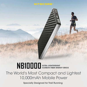 NITECORE 10000MAH COMPACT POWER BANK - ANA Grocer by ANA Investment Pvt Ltd