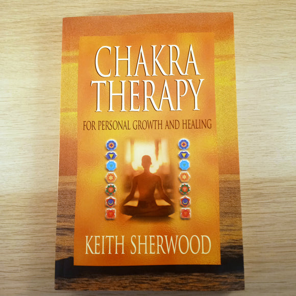 Chakra Therapy for Personal Growth and Healing