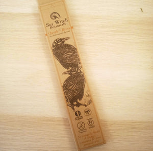 Quothe the Raven Aromatherapeutic Incense - Pack of 25 Sticks