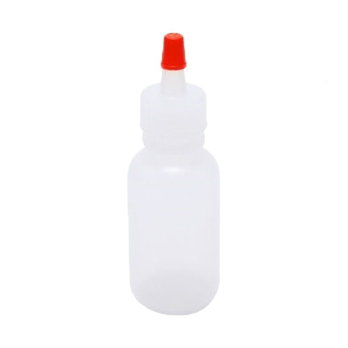 1 OZ , SQUEEZABLE LDPL BOTTLE WITH CAP