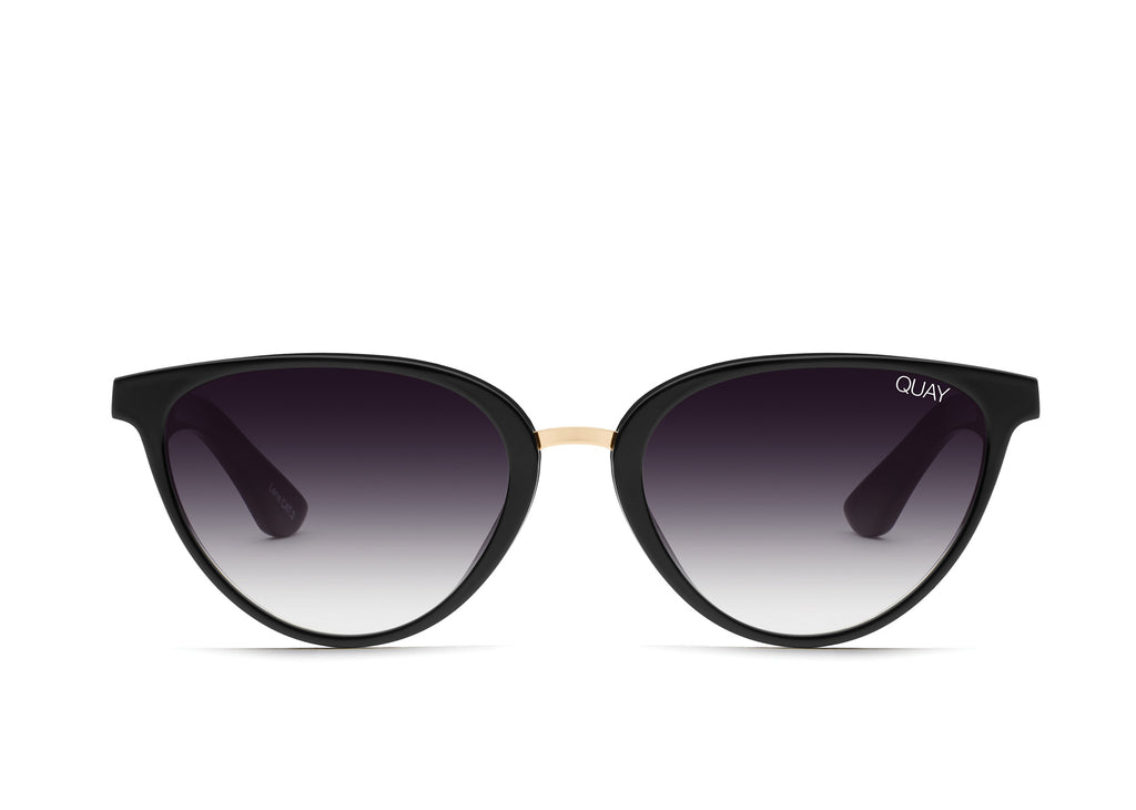 "Quay Australia ""Rumours"" Black Sunglasses"