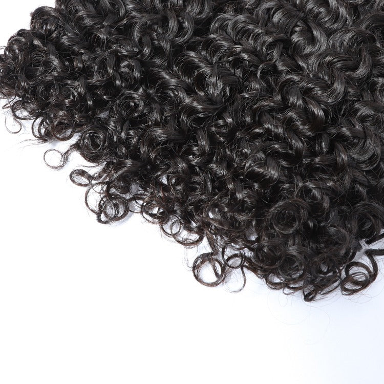Tropical Curly Peruvian Indian Brazilian Hair