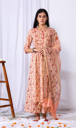 Narangi Potli Suit Set