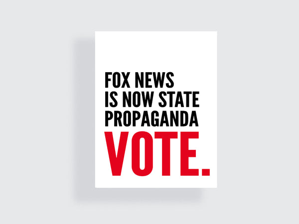 Fox News is State Propaganda - e.m.papers
