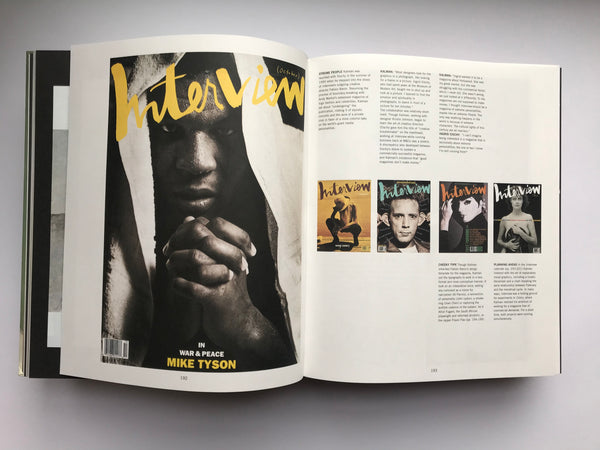 Interview Magazine - Tibor Kalman - e.m.papers