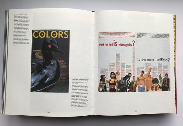 Colors Magazine - Tibor Kalman - e.m.papers