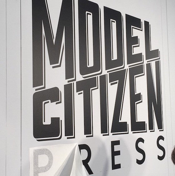 model citizen press