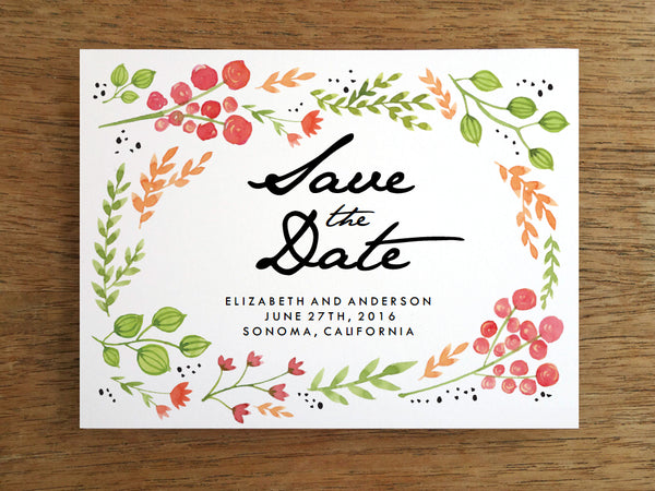Free save the date templates e for Free electronic save the date templates