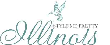 e.m.papers on Style Me Pretty