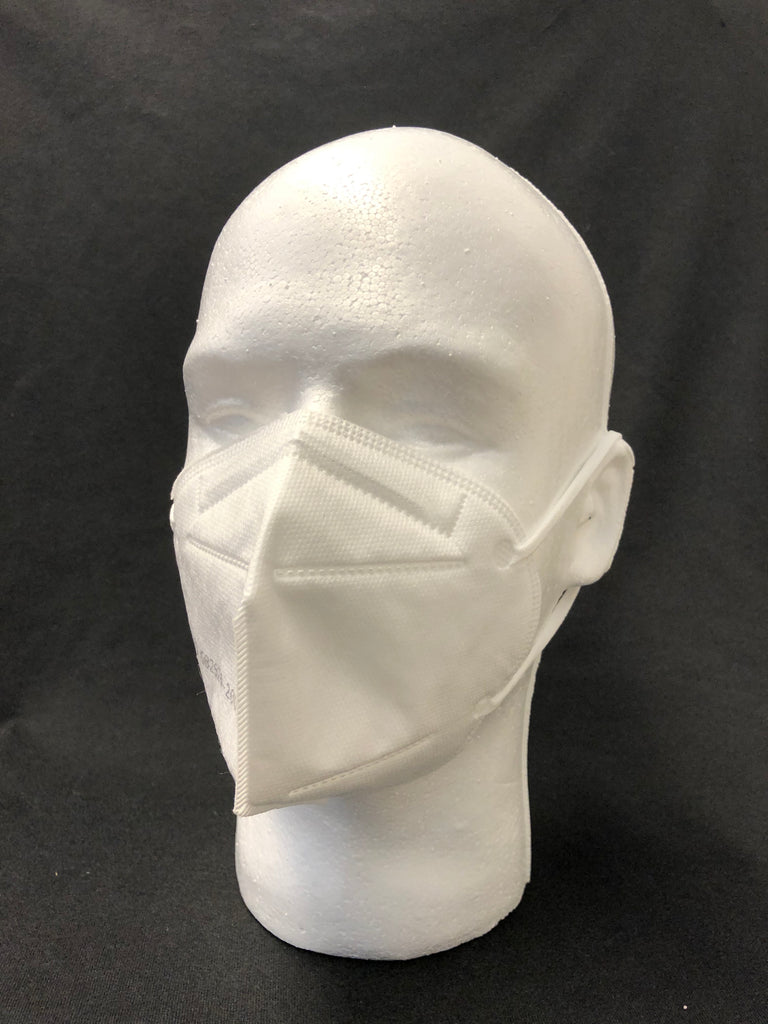 Face Mask Protection from Poor Air Quality due to Smoke and Ash