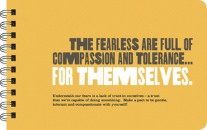 The fearless are full of compassion book page
