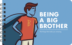 Being a Big Brother book cover art