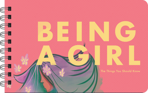 Being a Girl inspirational book cover art
