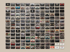 Cassette Tape Collection