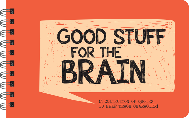 Good Stuff for the Brain book cover