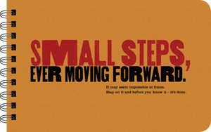 "Grit for Boys ""small steps"" page"