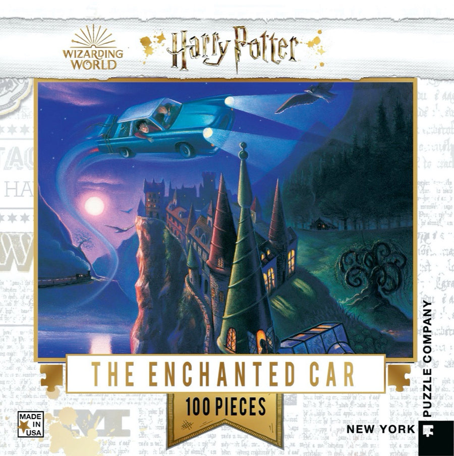 The Enchanted Car Mini