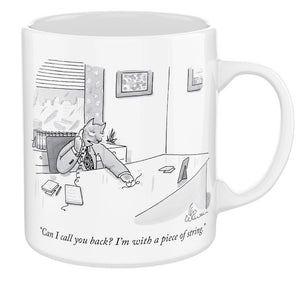 Cat Cartoons Mug