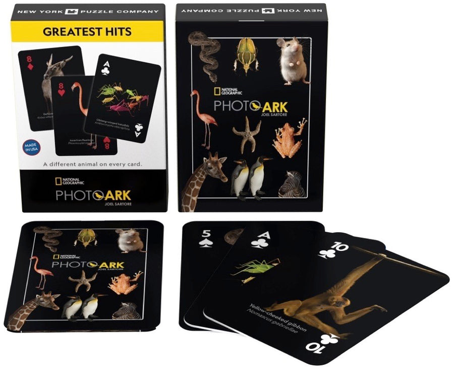 NatGeo Cards - Greatest Hits