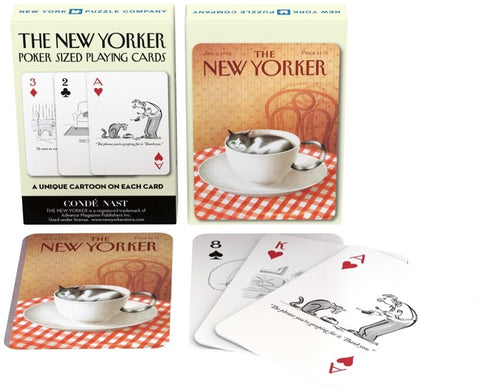 The New Yorker – New York Puzzle Company