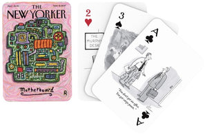 Science Cartoons Playing Cards