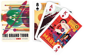 Visions of the Future Playing Cards