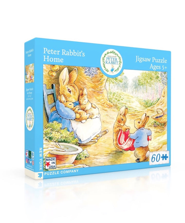 Peter Rabbit's Home
