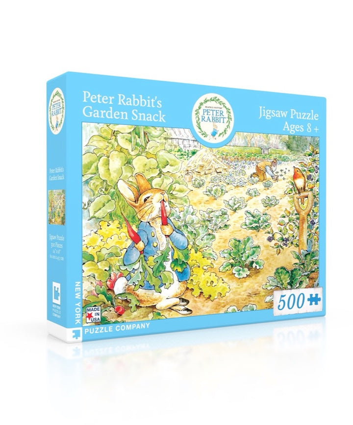 Peter Rabbit's Garden Snack