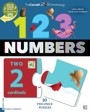 Bird Two Piece Numbers