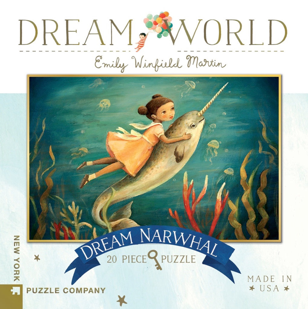 Dream Narwhal Mini