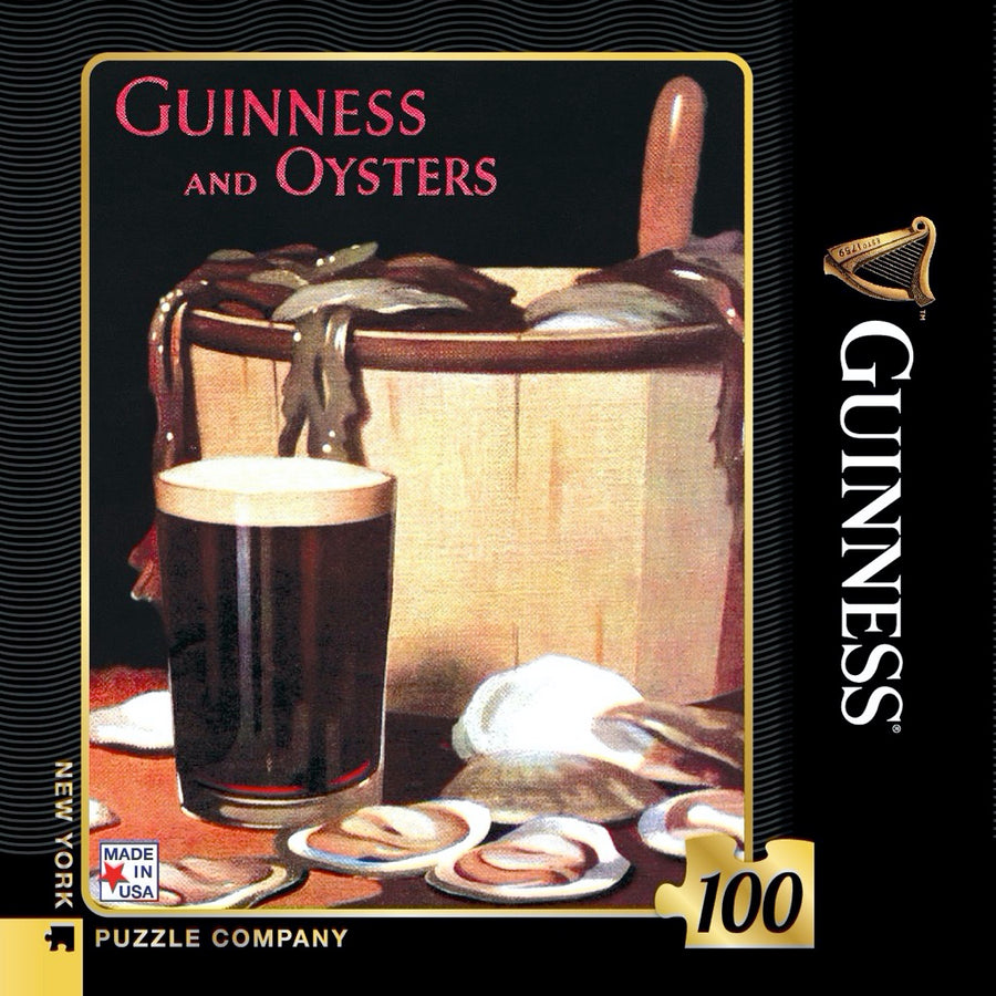 Guinness and Oysters Mini