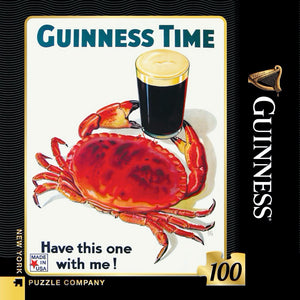Guinness and Crab Mini