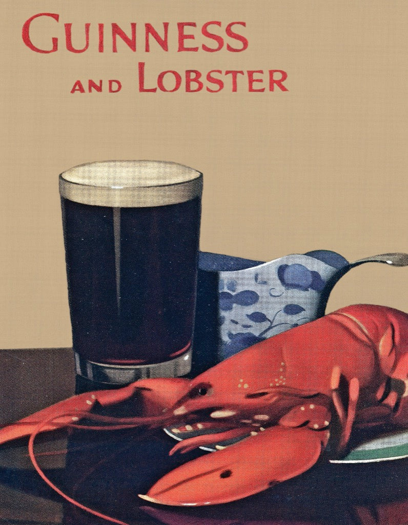 Guinness and Lobster Mini