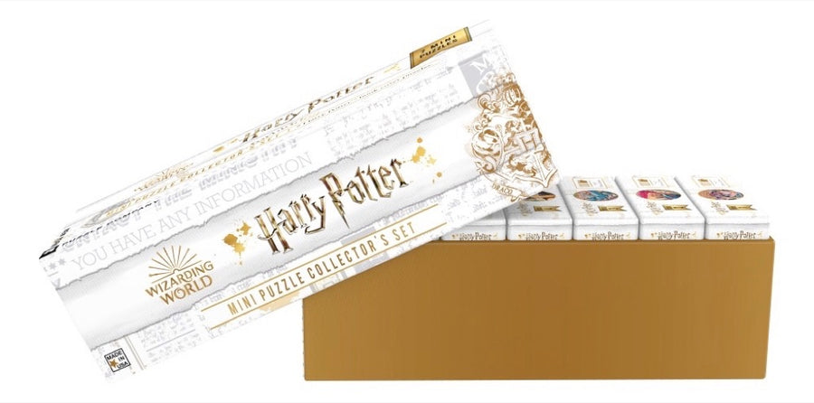 Harry Potter Mini Puzzle Collector's Set