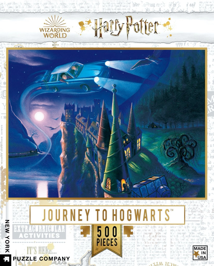 Journey to Hogwarts