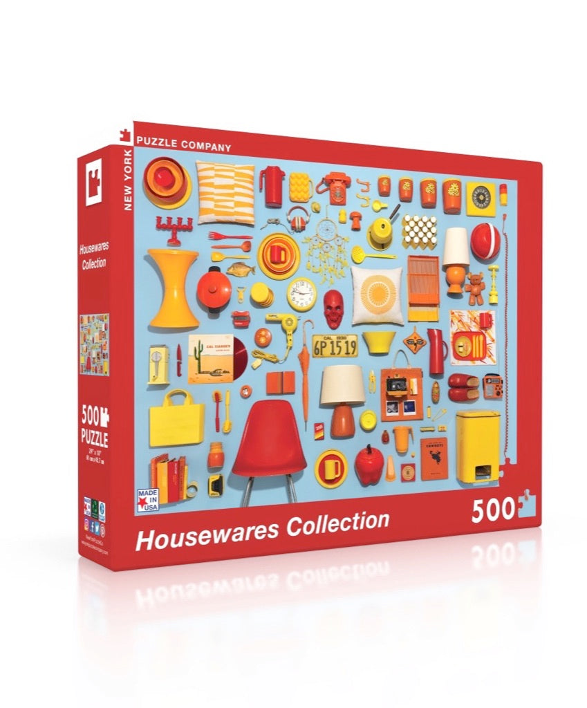 Housewares Collection New York Puzzle Company